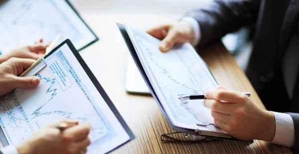 Analisando dados após o fechamento financeiro