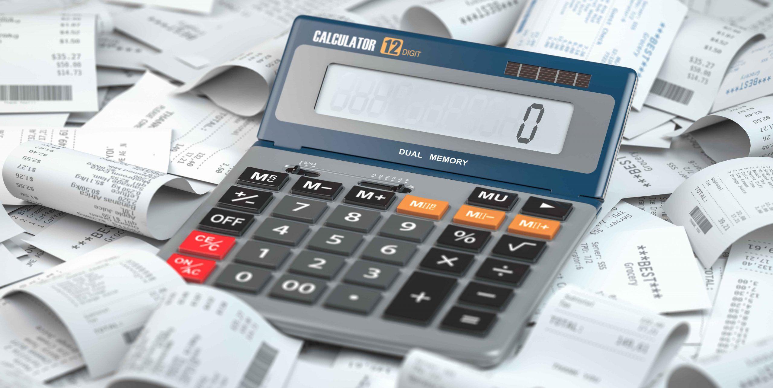 Aumento da emissão de notas fiscais