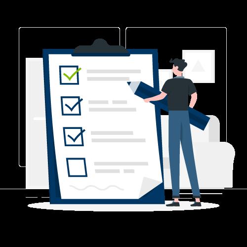 checklist rafiki
